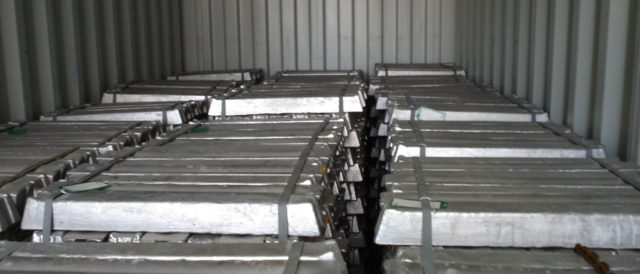 Aluminium Alloy ingots